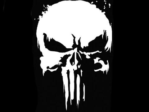 Kaukolė vienas populiariausių simbolių