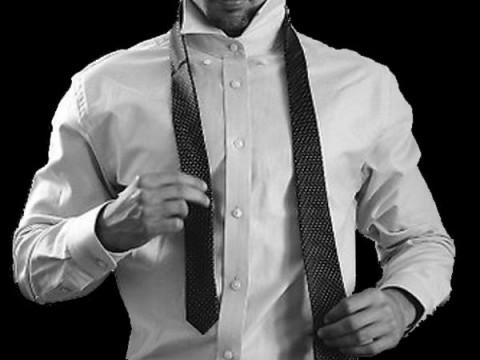 Žingsnis po žingsnio, kaip surišti kaklaraištį