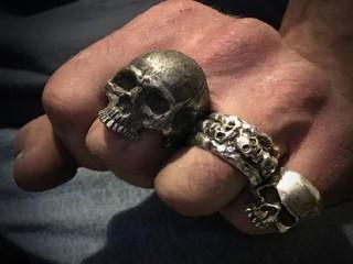 Žiedams nėra dėvėjimo taisyklių