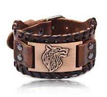 Apyrankė Copper Wolf, 17-23cm