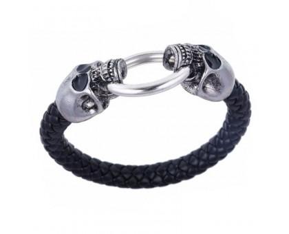 Apyrankė Ring Skull, 19cm