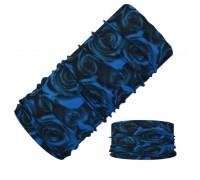 Bandana kaklaskarė Blue Night, universalaus dydžio