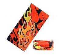 Bandana kaklaskarė Red Fire, universalaus dydžio