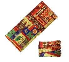 Bandana kaklaskarė Afrika, universalaus dydžio