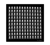 Skarelė 130 Kaukolių; 55x55cm