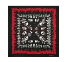 Skarelė Raudonas Kvadratas, 55x55cm