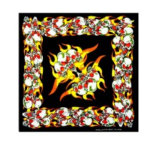Skarelė Ugninis Kvadratas, 55x55cm