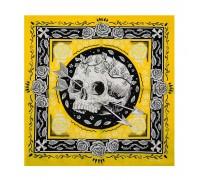 Skarelė Geltonas Kvadratas, 55x55cm