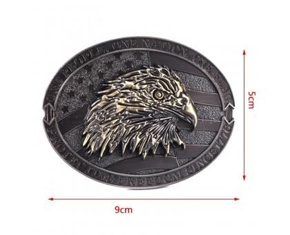 Sagtis diržui Freedom Eagle; 9x5cm