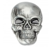 Sagtis diržui Mega Skull; 11x8cm