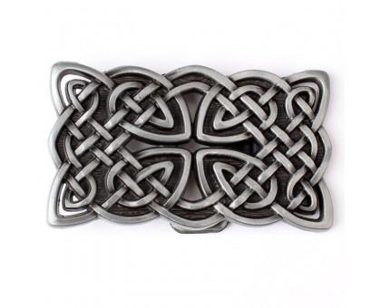 Sagtis diržui Celtic Weave; 8x4.8cm