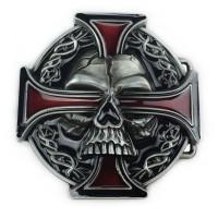 Sagtis diržui Doom Cross; 8x8cm