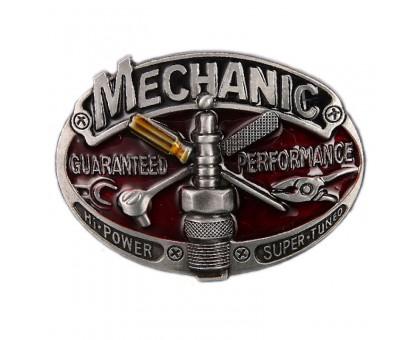 Sagtis diržui Mechanic, 8.8x6.7cm