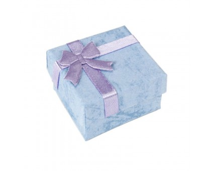 Dėžutė dovanoms Box Blue, 4x4x2.5cm