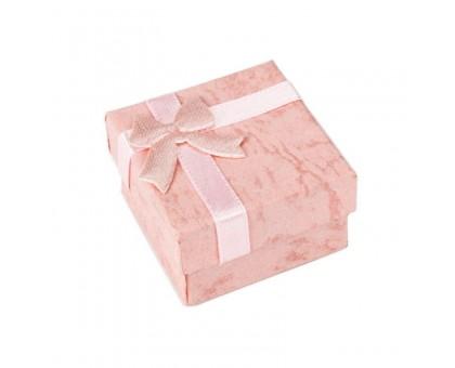 Dėžutė dovanoms Box Pink, 4x4x2.5cm