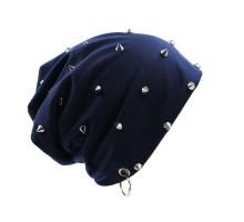 Kepurė Spikes Blue; universalaus dydžio