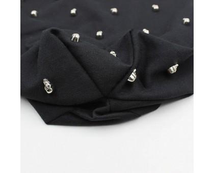 Kepurė Skulls Black; universalaus dydžio