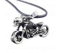 Kaklo papuošalas Night Biker; 35x20mm