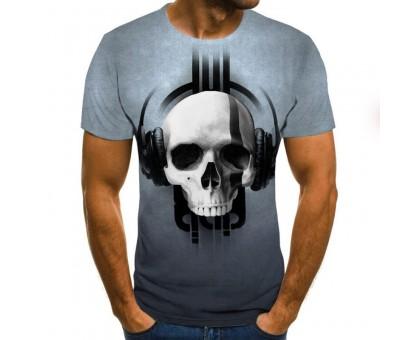Marškinėliai trumpomis rankovėmis Didžėjus; L