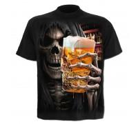 Marškinėliai trumpomis rankovėmis Last Beer; L, XL