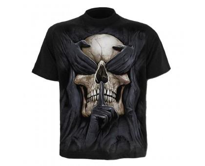 Marškinėliai trumpomis rankovėmis Skull Sandzaru; M, L, XL