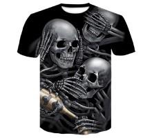 Marškinėliai trumpomis rankovėmis Drunk Sanzaru; L