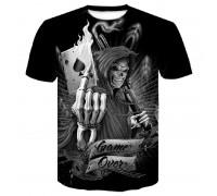 Marškinėliai trumpomis rankovėmis Ace of spades; XL