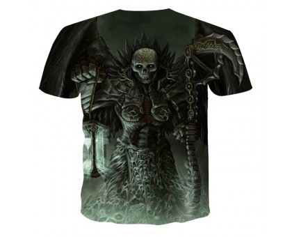 Marškinėliai trumpomis rankovėmis Steam Dead; L