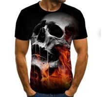 Marškinėliai trumpomis rankovėmis Hurt; L