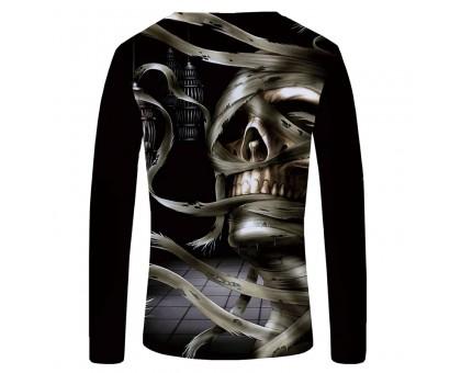 Marškinėliai ilgomis rankovėmis Mummy; XL