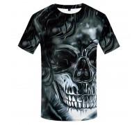 Marškinėliai trumpomis rankovėmis Water Skull, M