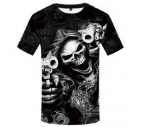 Marškinėliai trumpomis rankovėmis Just Shoot; XL