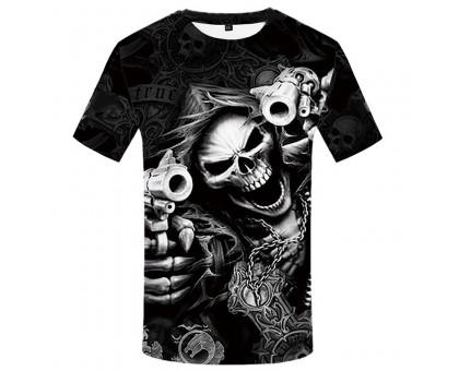 Marškinėliai trumpomis rankovėmis Just Shoot, XL