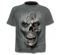 Marškinėliai trumpomis rankovėmis Mist Skull; L