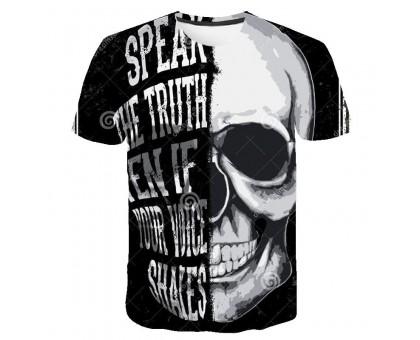 Marškinėliai trumpomis rankovėmis Speak; L
