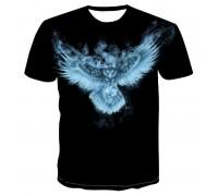 Marškinėliai trumpomis rankovėmis Night Owl; XL