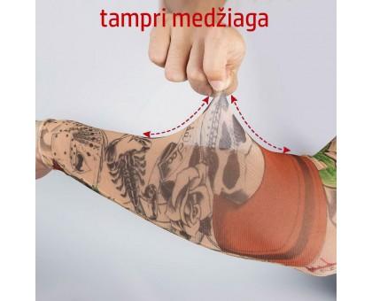 Tattoo Rankovė B070; universalaus dydžio