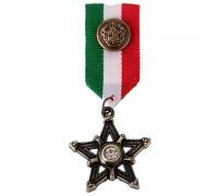 Medalis Crystal Star, 8x3cm
