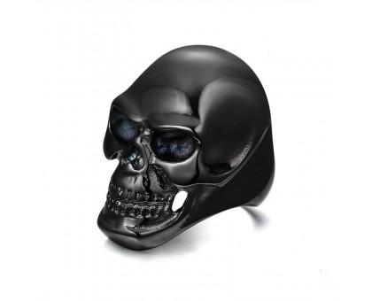 Žiedas Big Black Skull, 22